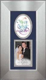 """We are God's gift to each other"" Perfect for wallet photo"
